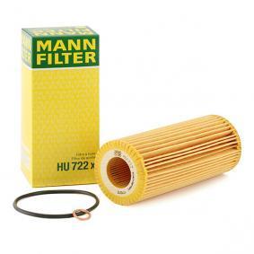MANN-FILTER HU722x Erfahrung