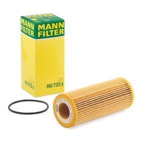 MANN-FILTER HU722y expert knowledge