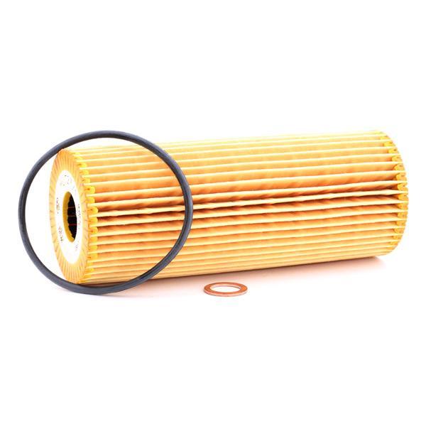 Filtro de aceite de motor MANN-FILTER HU 727/1 x 4011558406202