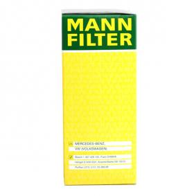 MANN-FILTER Art. Nr HU 727/1 x günstig