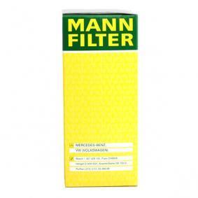 MANN-FILTER Art. Nr HU 727/1 x beneficioso
