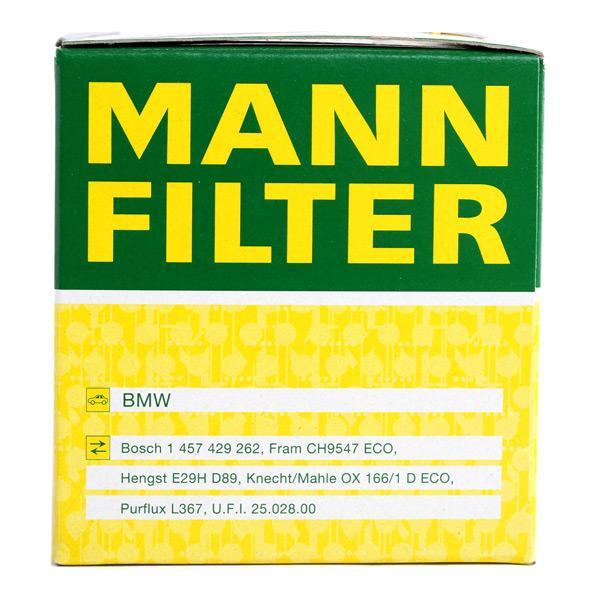 MANN-FILTER Art. Nr HU 815/2 x günstig