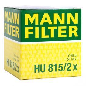 Nº de artículo HU 815/2 x MANN-FILTER precios