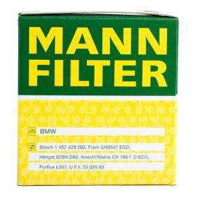MANN-FILTER Art. Nr HU 815/2 x beneficioso