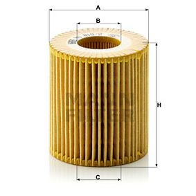 MANN-FILTER HU815/2x EAN:4011558294106 Shop