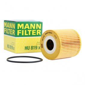 MANN-FILTER HU819x Expertkunskap