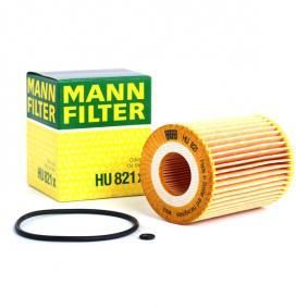 MANN-FILTER HU821x expert knowledge