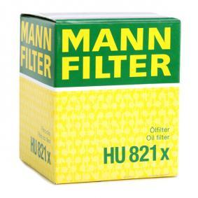Article № HU 821 x MANN-FILTER prices