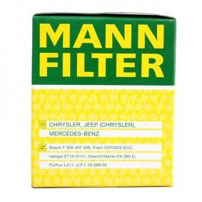 MANN-FILTER Art. Nr HU 821 x advantageously