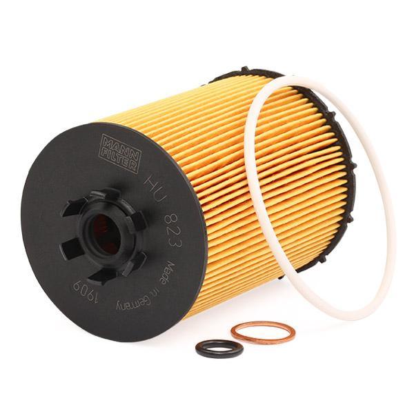 Ölfilter MANN-FILTER HU 823 x 4011558297909