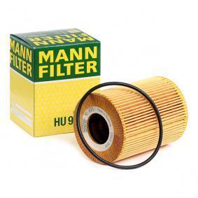 MANN-FILTER HU9001x Erfahrung
