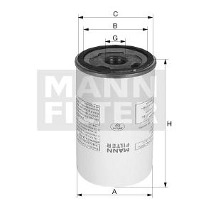 Filter, compressed air system with OEM Number 93525657