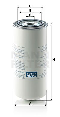 Article № LB 962/2 MANN-FILTER prices