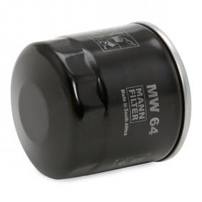 MW 64 MANN-FILTER from manufacturer up to - 27% off!