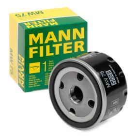 MANN-FILTER MW75 Erfahrung