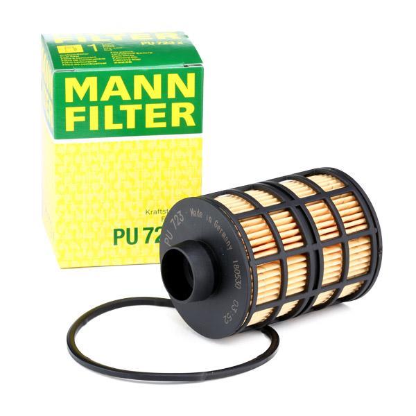 Brandstoffilter MANN-FILTER PU723x expert kennis