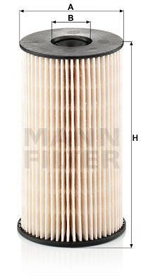 Article № PU 825 x MANN-FILTER prices