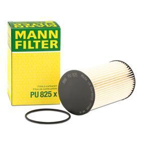 MANN-FILTER PU825x cunoștințe de specialitate