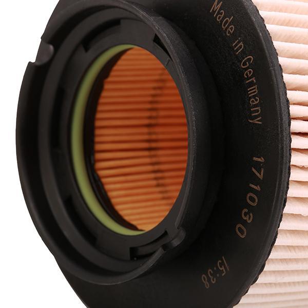 Fuel filter MANN-FILTER PU 936/2 x rating