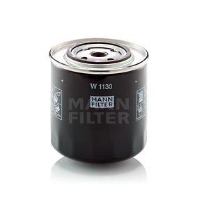 Ölfilter Ø: 108mm, Außendurchmesser 2: 71mm, Innendurchmesser 2: 62mm, Innendurchmesser 2: 62mm, Höhe: 115mm mit OEM-Nummer 7701349151