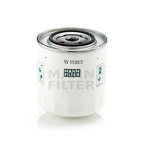 Filtre à huile N° de référence W 1130/3 120,00€