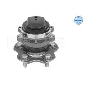 2013 Nissan Qashqai j10 1.5 dCi Wheel Hub 36-14 750 0004