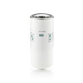MANN-FILTER  W 13 145/3 Ölfilter Ø: 136mm, Außendurchmesser 2: 111mm, Innendurchmesser 2: 100mm, Höhe: 308mm