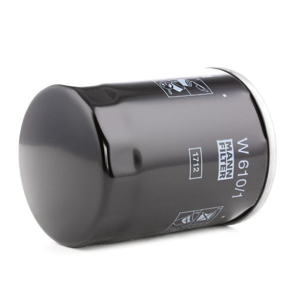 W 610/1 MANN-FILTER von Hersteller bis zu - % Rabatt!