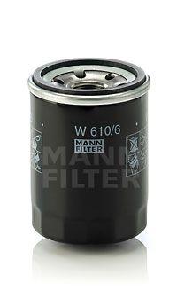 MANN-FILTER W610/6 EAN:4011558759506 Shop