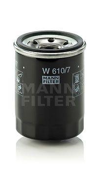 MANN-FILTER W610/7 EAN:4011558760700 Shop