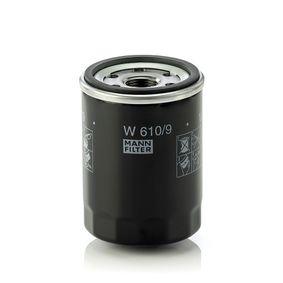 Ölfilter Ø: 66mm, Außendurchmesser 2: 62mm, Innendurchmesser 2: 54mm, Höhe: 90mm mit OEM-Nummer 9 091 503 004