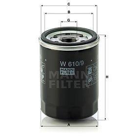 Oil Filter Article № W 610/9 £ 150,00