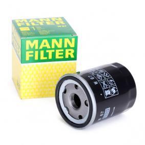 MANN-FILTER W67 Erfahrung