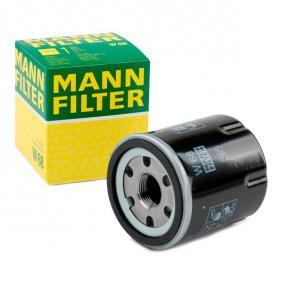MANN-FILTER W68 Erfahrung
