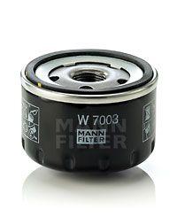 W 7003 MANN-FILTER del fabricante hasta - 27% de descuento!