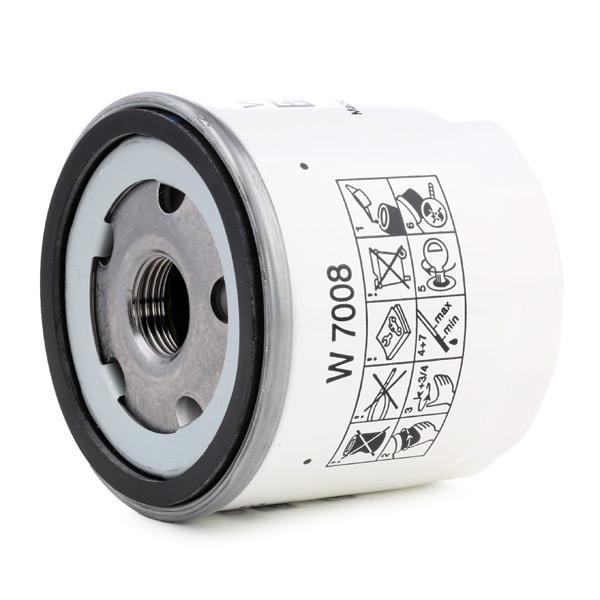Oil Filter MANN-FILTER W 7008 4011558018412