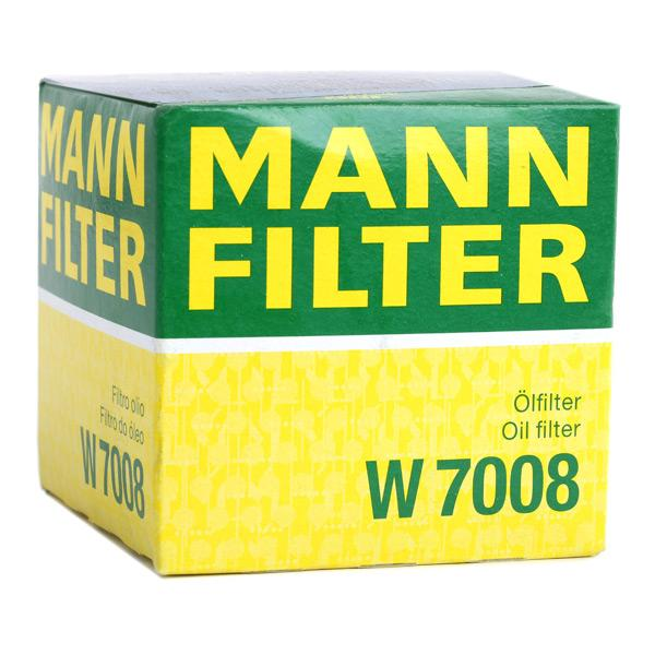 Article № W 7008 MANN-FILTER prices