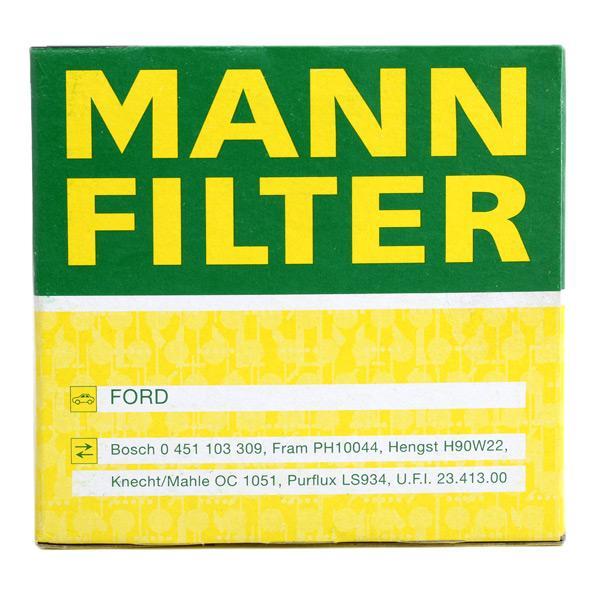 MANN-FILTER Art. Nr W 7008 advantageously