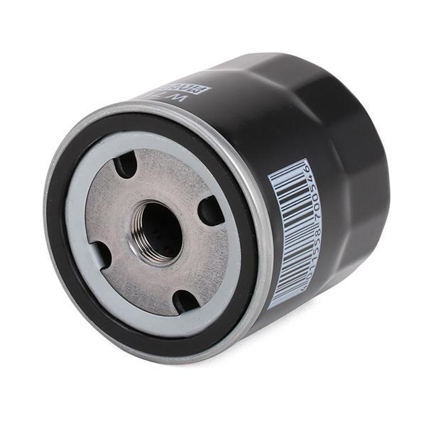 Engine oil filter MANN-FILTER W 712 rating