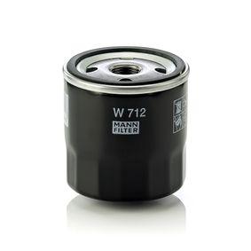 MANN-FILTER W 712 4011558700508