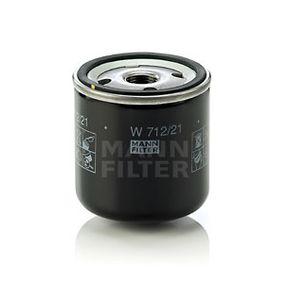 Filtre à huile Ø: 76mm, Diamètre extérieur 2: 71mm, Diamètre intérieur 2: 62mm, Hauteur: 80mm avec OEM numéro 20155370