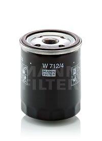 Cikkszám W 712/4 MANN-FILTER Az árak