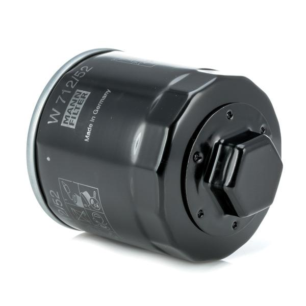 W 712/52 MANN-FILTER from manufacturer up to - 20% off!
