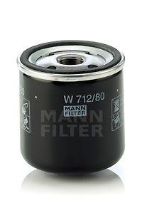 W 712/80 MANN-FILTER mit 32% Rabatt!