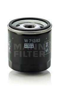 MANN-FILTER W712/83 EAN:4011558000943 online áruház