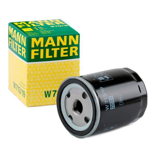 Ölfilter MANN-FILTER W713/19 Erfahrung