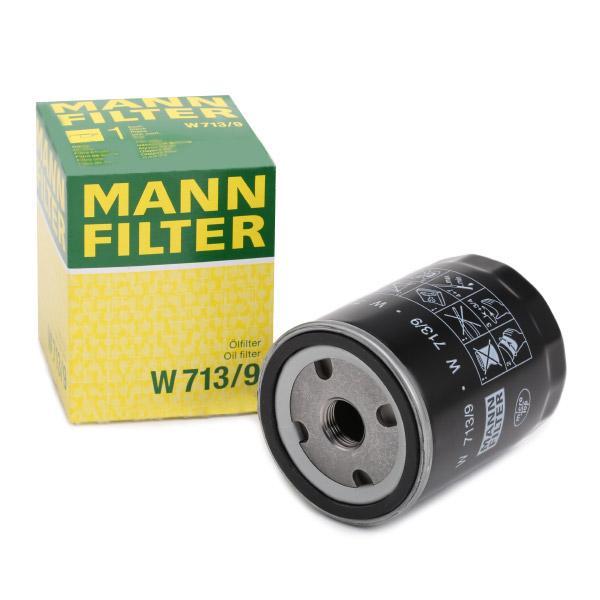 Ölfilter MANN-FILTER W713/9 Erfahrung