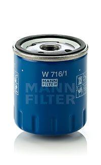 W 716/1 MANN-FILTER a un precio bajo