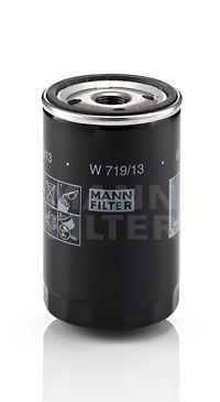 MANN-FILTER Ölfilter mit zwei Rücklaufsperrventilen  W 719/13