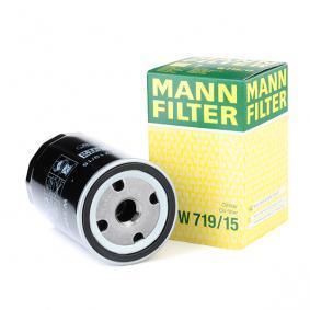 MANN-FILTER W719/15 Erfahrung
